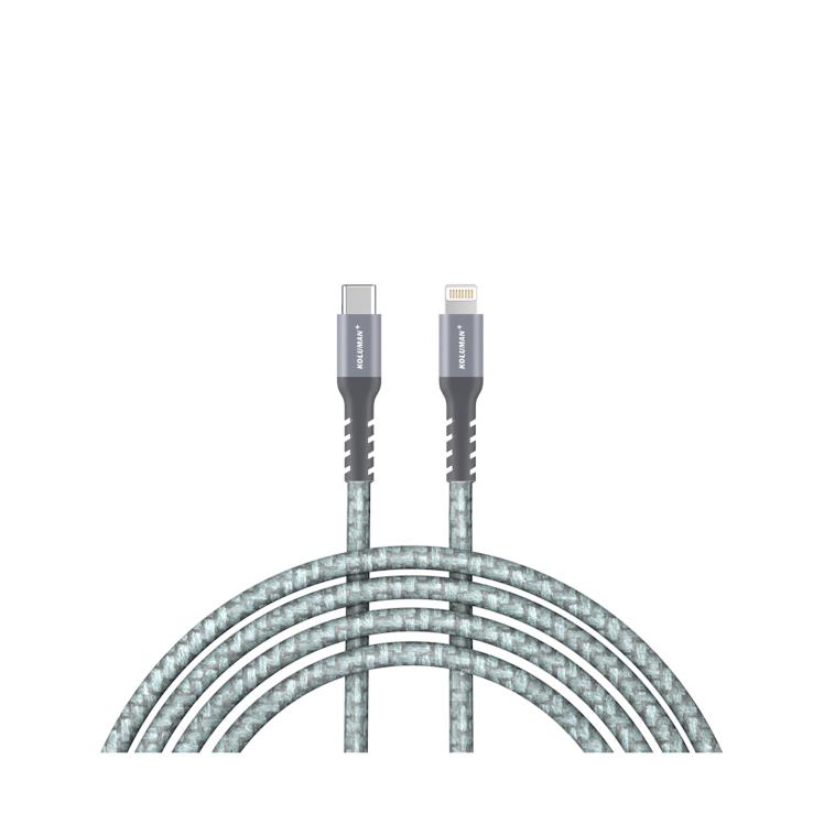 کابل تبدیل USB-C به لایتنینگ